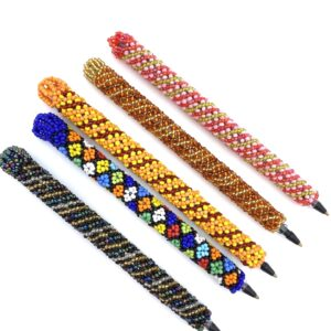group of pens